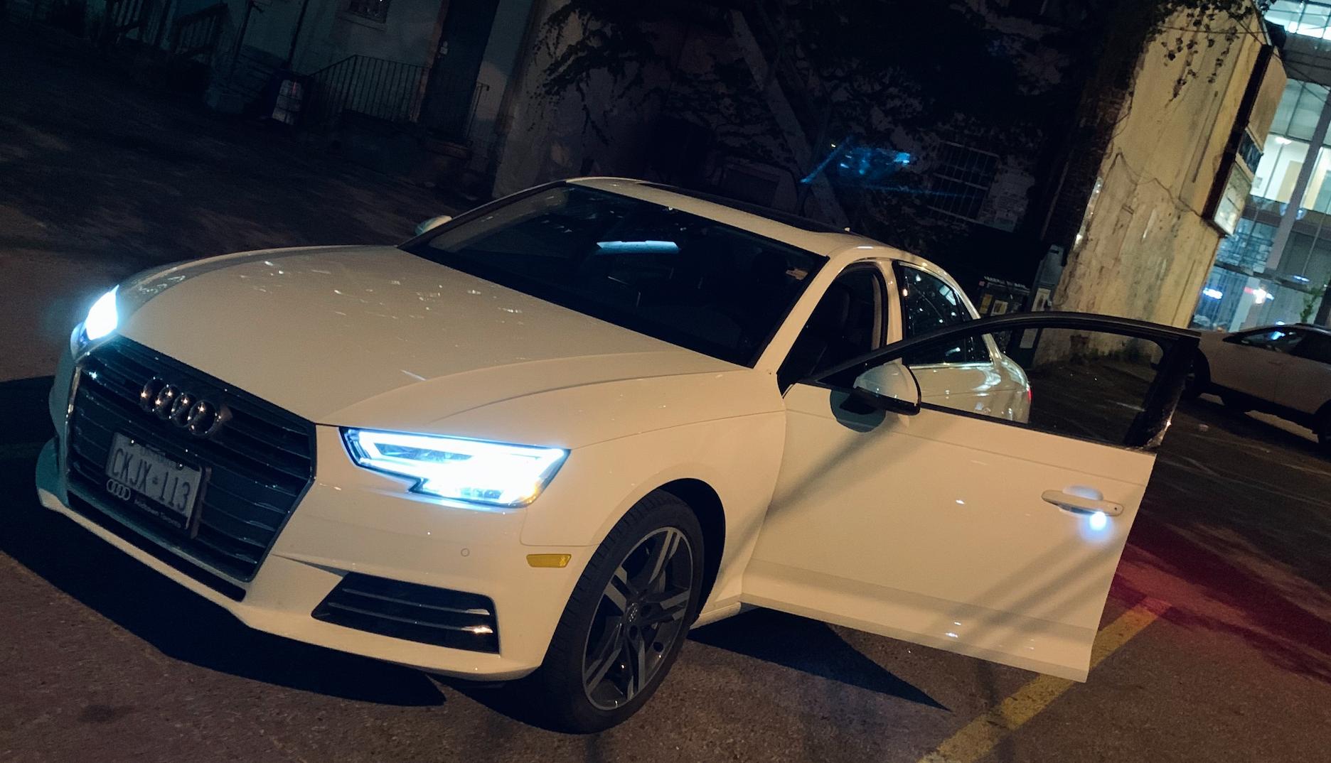 2017 Audi A4 full