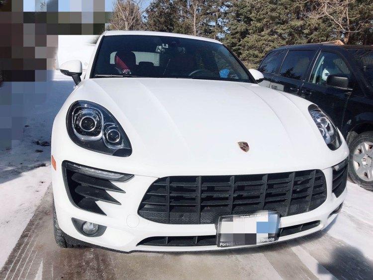 2018 Porsche Macan full