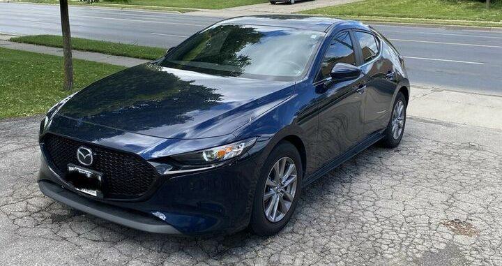 2019 Mazda 3 GS full