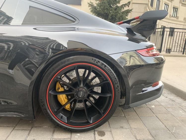 2019 Porsche 911 GT3 full