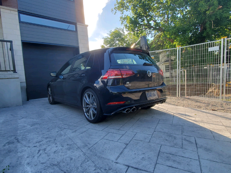 2019 volkswagen Golf R full