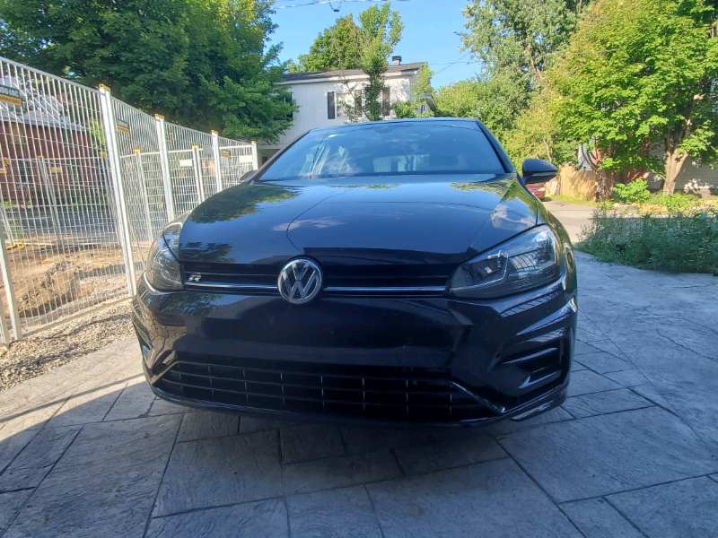 2019 volkswagen R with Tech Package full