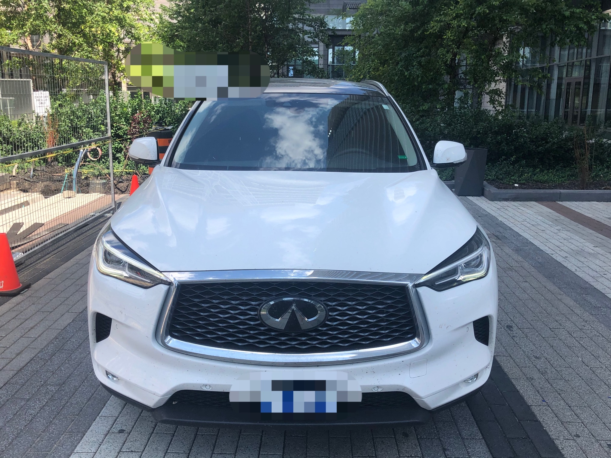 2020 Infiniti QX56 Proactive full