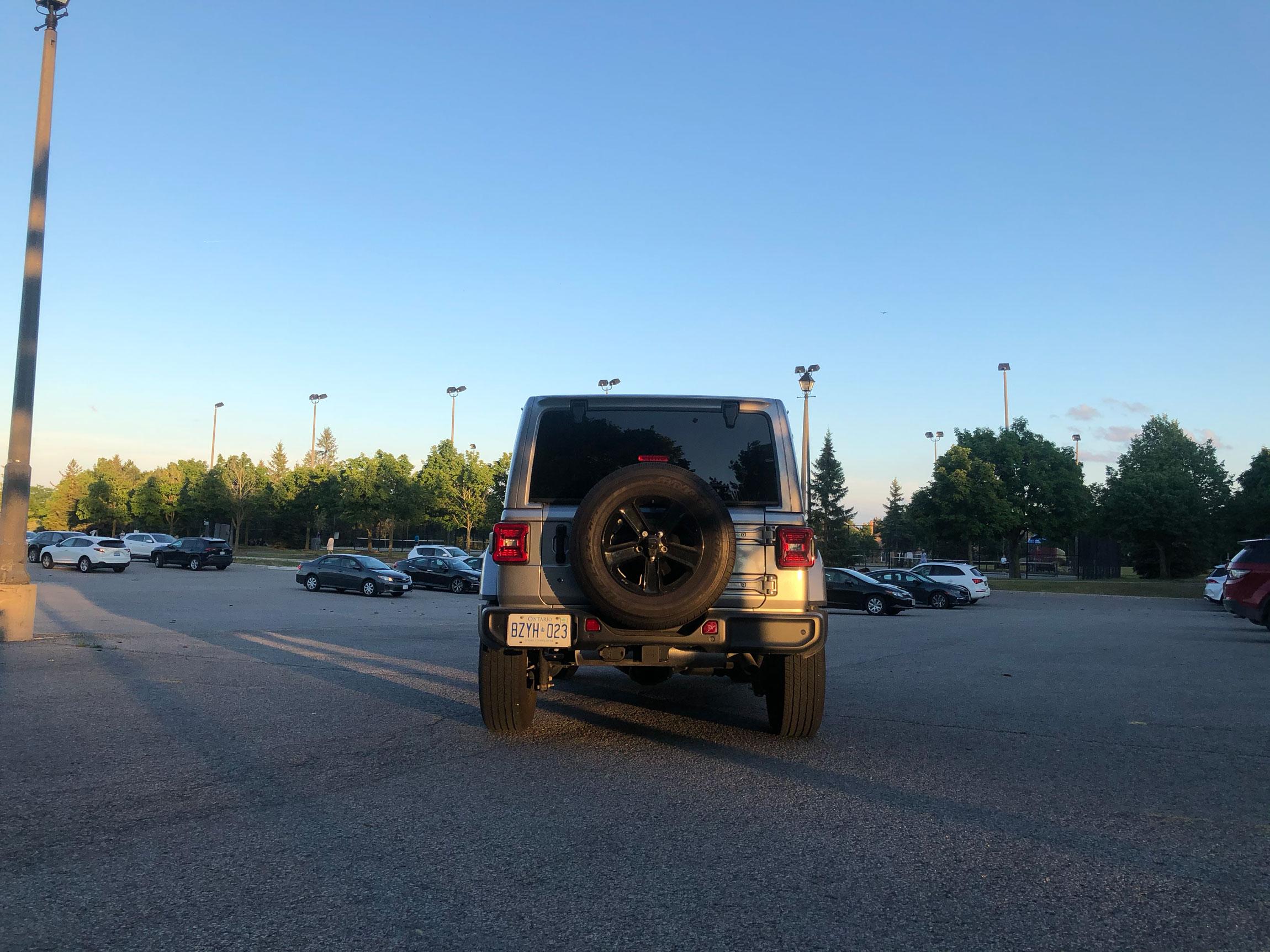 2019 Jeep Wrangler Unlimited full