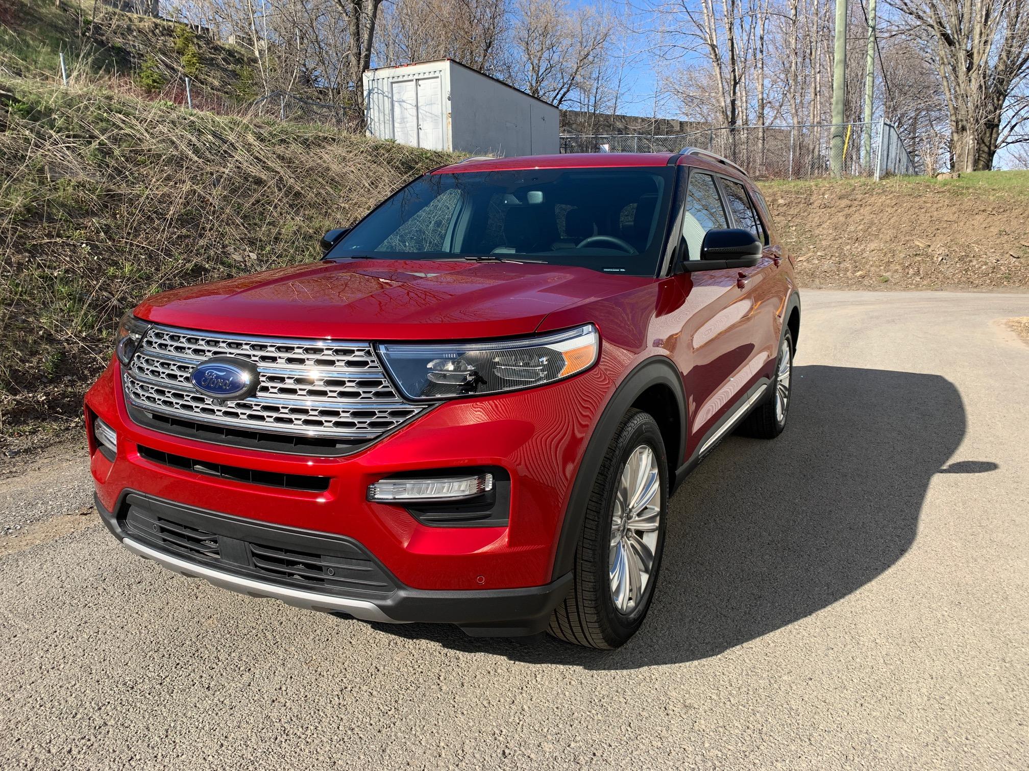2020 Ford Explorer 2020 LIMITED full