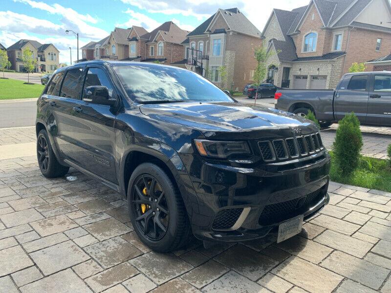 2020 Jeep Grand Cherokee TRACKHAWK full