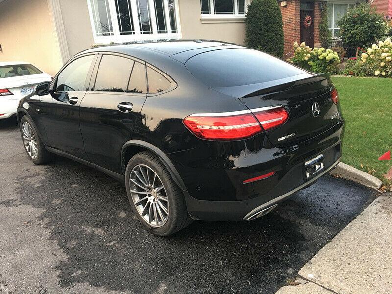 2018 Mercedes-Benz GLC43 Coupe full