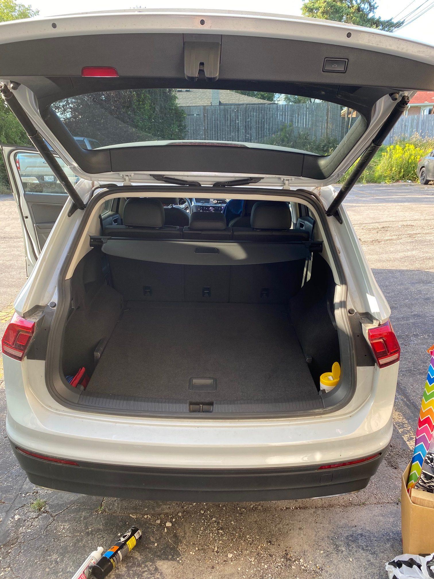 2019 volkswagen Tiguan full