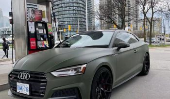 2019 Audi S5 full