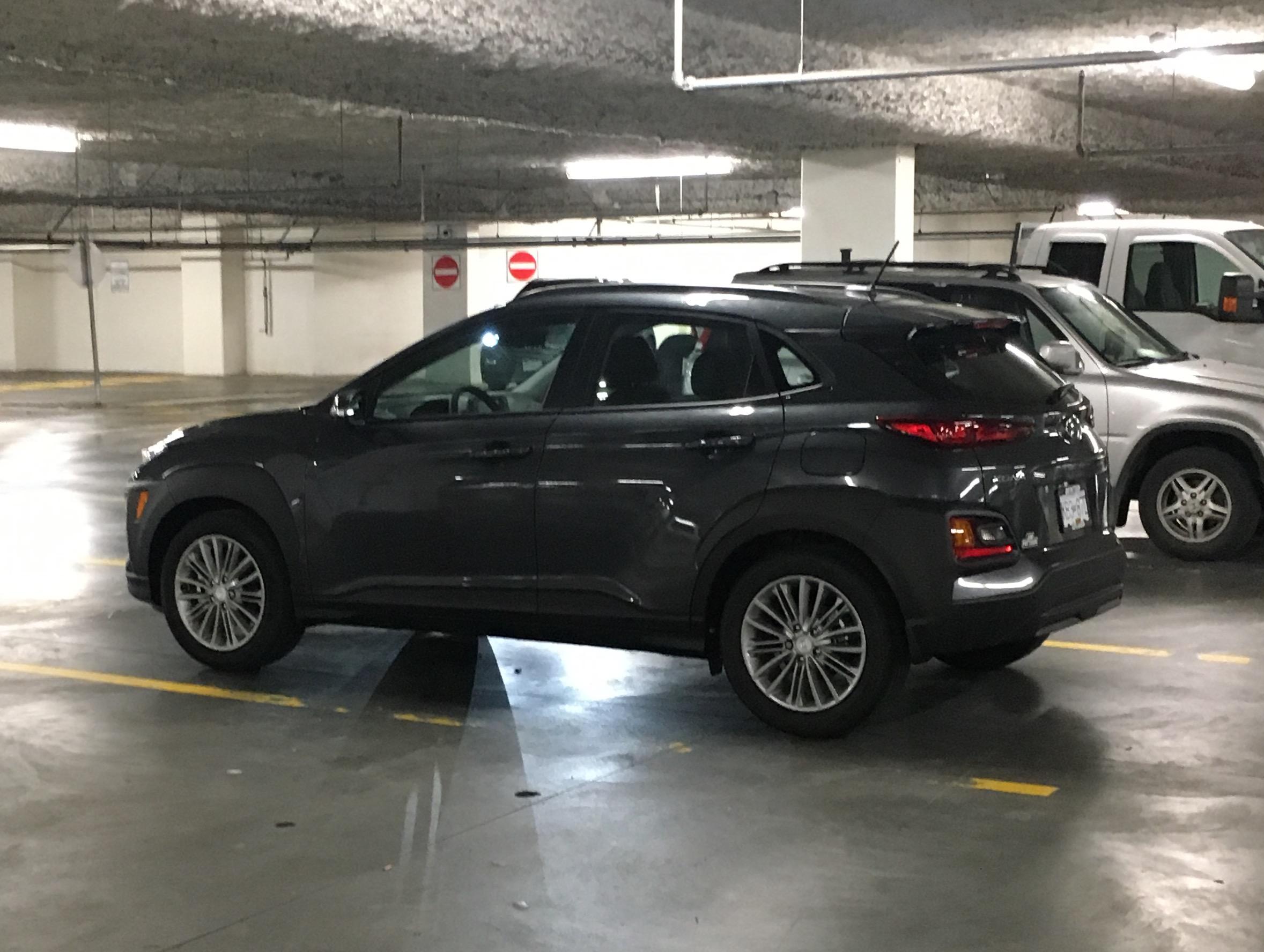 2020 Hyundai Kona Preferred full