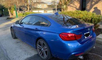 2018 BMW 440XI Gran Coupe full